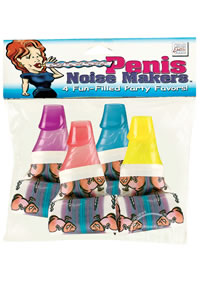 Penis Noise Makers (disc)