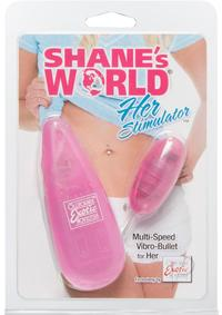 Shanes World Her Stimulator