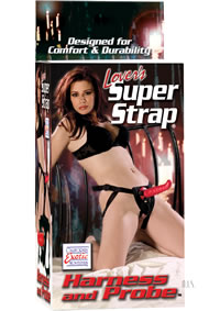 Lovers Strap Harness and Probe