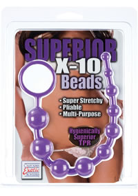 Superior X-10 Beads Purple (disc)
