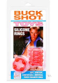 Colt Enhancer Rings Red