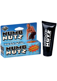 Numb Nutz .5oz Prolong Cream