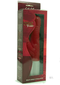 Osaki Twister Red Retail Box