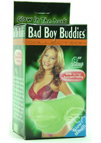 Bad Boy Buddies Glow Mouth (disc)