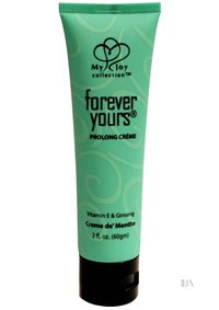 Forever Yours Prolong Cream Winter Mint