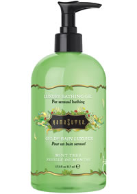 Luxury Bathing Gels Mint Tree