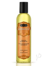 Aromatic Massage Oil Sweet Almond 8 Oz