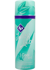 Id Juicy Lube Cool Mint 3.5 Oz