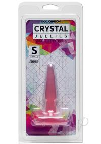 Butt Plug Small Pink Jellie