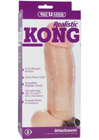 Vac U Lock Kong Realistic