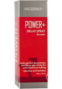 Power Delay Spray For Men 2oz
