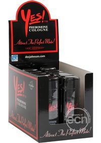 Yes! Pheremone For Men 12/disp