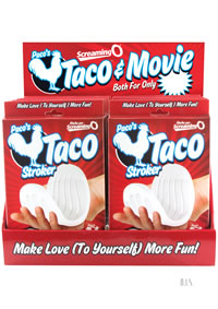 Taco And A Movie Display 01