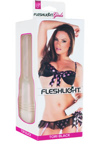 Fleshlight Tori Black Lotus