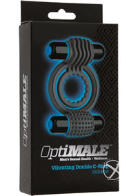 Optimale Vibrating Double C-ring Slate