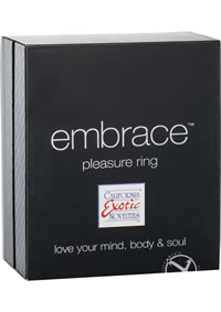 Embrace Pleasure Ring Grey