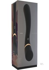 Vive Cleo Vibrator Black