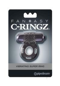 Fcr Vibrating Super Ring Blk
