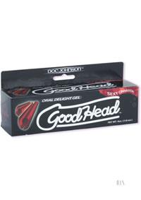 Goodhead Cinnamon 4oz