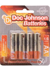 Dj Batteries Aa 4pk