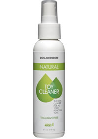 Natural Toy Cleaner