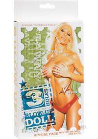 Tawny 3 Hole Doll (disc)