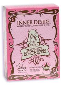 Naughty Secret Desire Love Egg(disc)