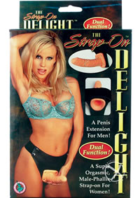 The Strap-on Delight