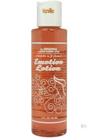 Emotion Lotion Vanilla