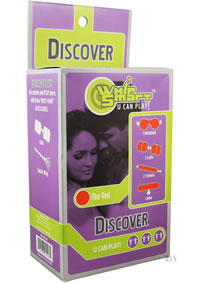 Discover - Fire Red (disc)