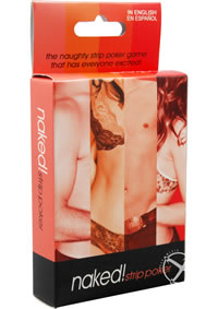 Naked! Card Game(individual)