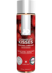 Jo 4oz H2o Flavored Lube Strawberry