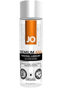Jo Anal Premium Lube Original 8oz