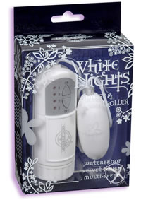 White Nights Velvet Touch Bullet