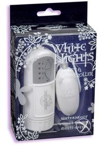 White Nights Velvet Touch Bullet