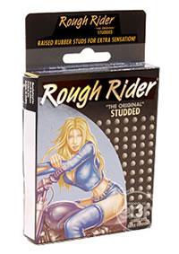 Rough Rider Studded 3`s