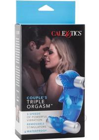 Couples Triple Orgasm