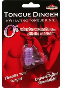 Tongue Dinger - Purple