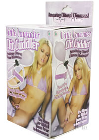 Little Lavender Clit Cuddler