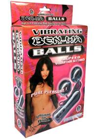 Vibrating Ben Wa Balls - Silver