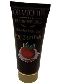 Oralicious - Peach and Cream