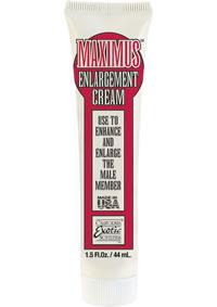 Maximus Cream - Bulk
