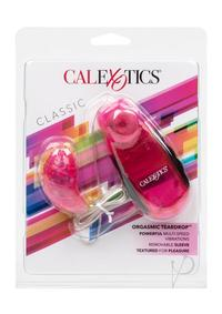 Orgasmic Tear Drop - Pink