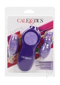 Passion Bullets - Purple