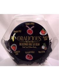 Oralicious Pillow Packs 144/display