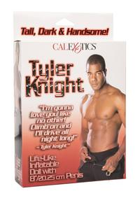 Tyler Knight Doll Male