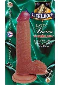 Lifelike Latin Baron 5