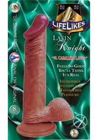 Lifelike Latin Knight 8
