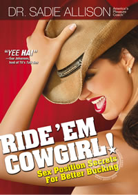 Ride`em Cowgirl! Book(disc)