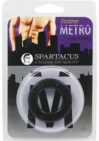 Metro Elastomer C Ring - Black